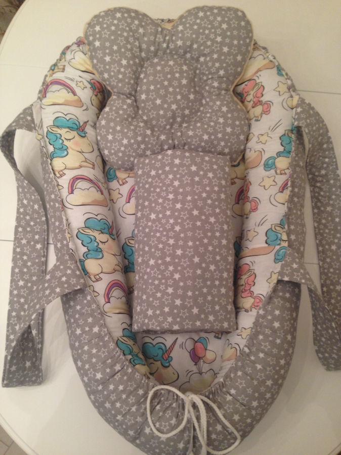 Кокон-гнездышко - переноска малыша