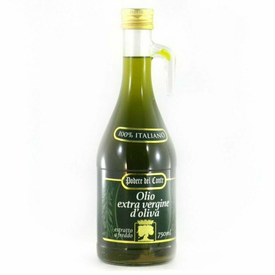 Олія оливкова Podere del Conte Olio extra vergine di oliva 0,750л