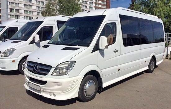 Пасажирські перевезення автобусами та мікроавтобусами Львів