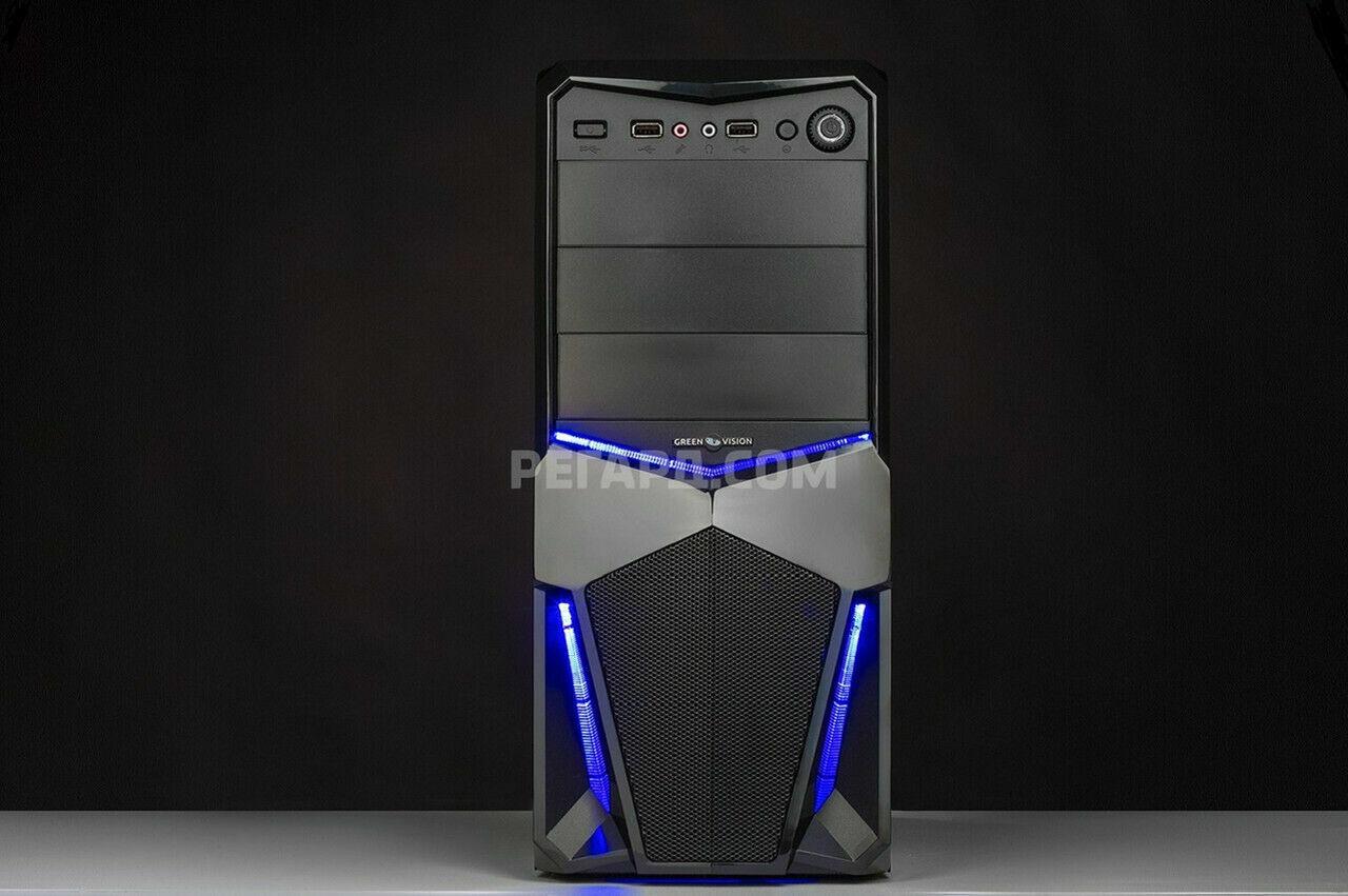 Недоргой игровой компьютер Системный блок RE0003 (AMD A6-9500 3
