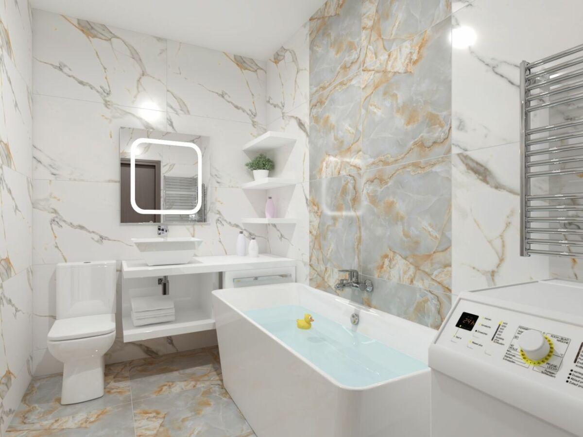 Сантехніка та меблі для ванної кімнати