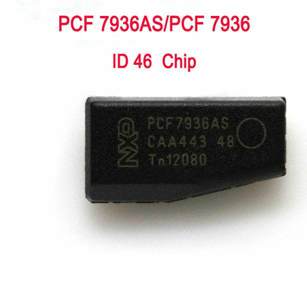 ID46 ID48 ID8E PCF7935AA Чип Транспондер Ключа VW OPEL AUDI SKODA