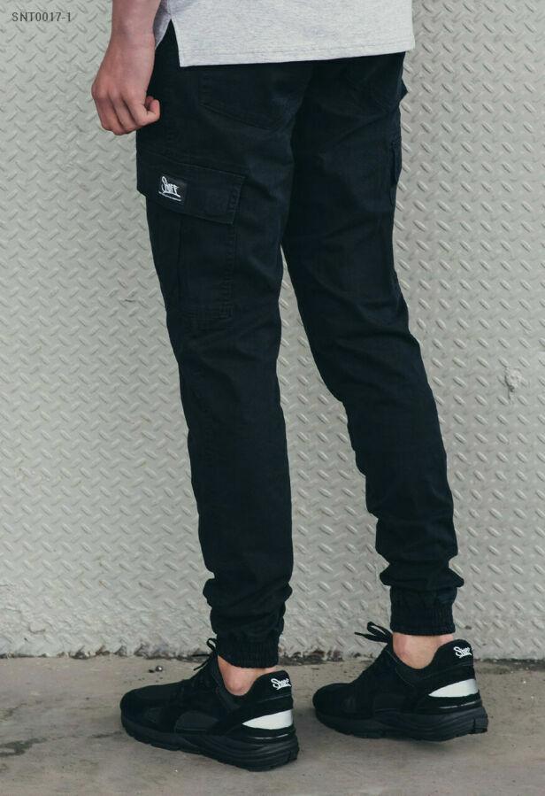 Мужские черные брюки карго Staff cargo black modern XS  490 грн ... 59daf319156f6