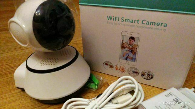 Wifi IP камера 1.0MP, 1280x720 IЧ нічне бачення