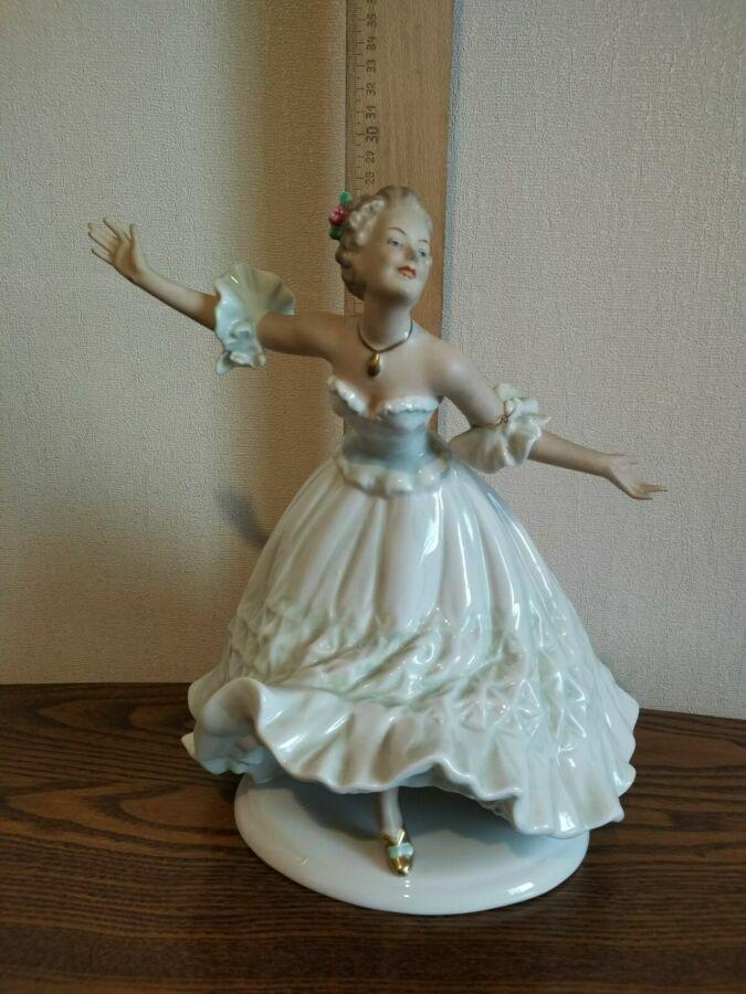 Статуэтка. Балерина. Германия