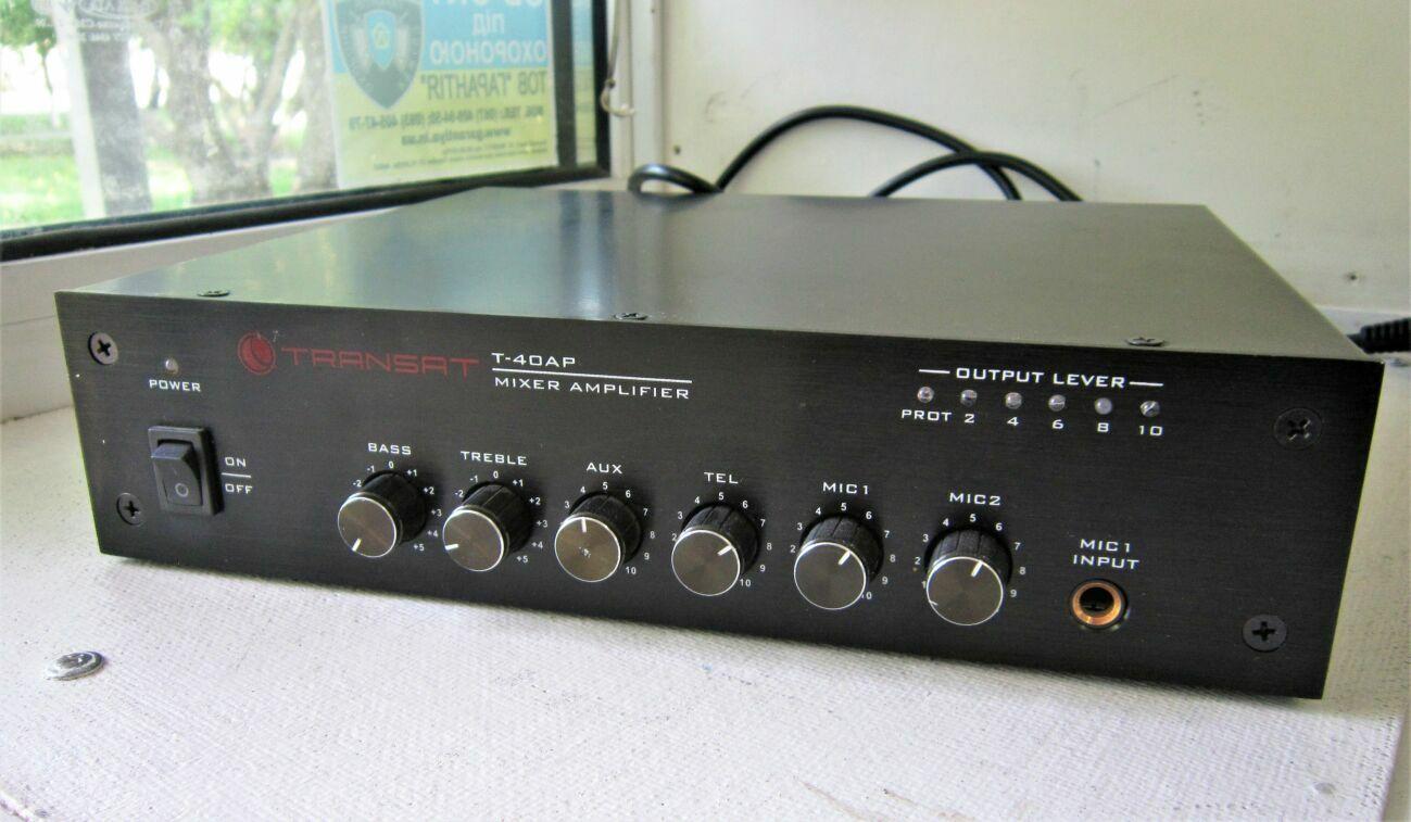 Трансляционный усилитель Transat T-40AT