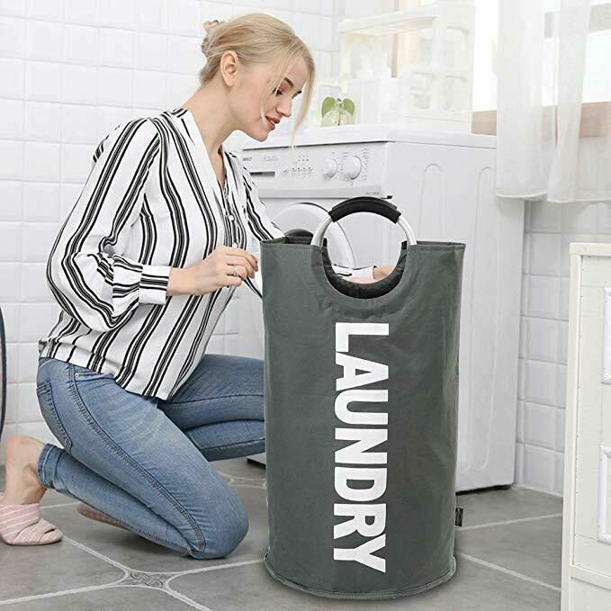 Сумка для зберігання речей короб прання laundry стирки кошик корзина