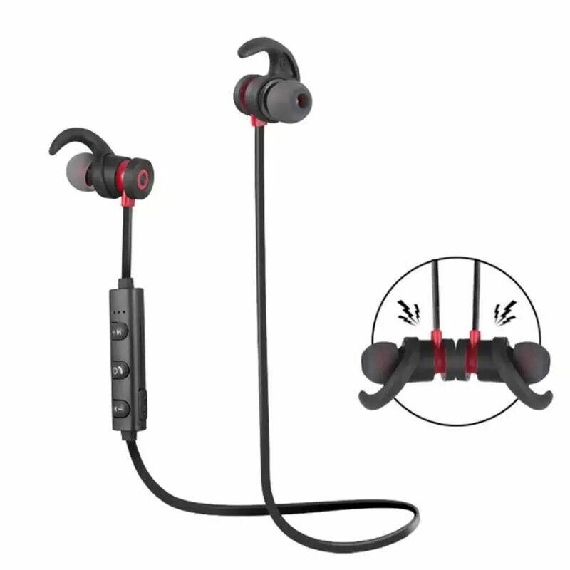 Bluetooth беспроводные наушники для спорта безпровідні навушники ... 9641760643839