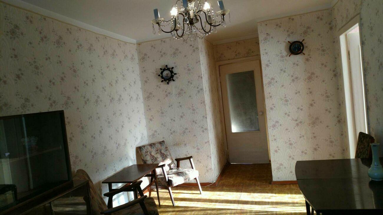 В продаже уютная светлая трёхкомнатная квартира