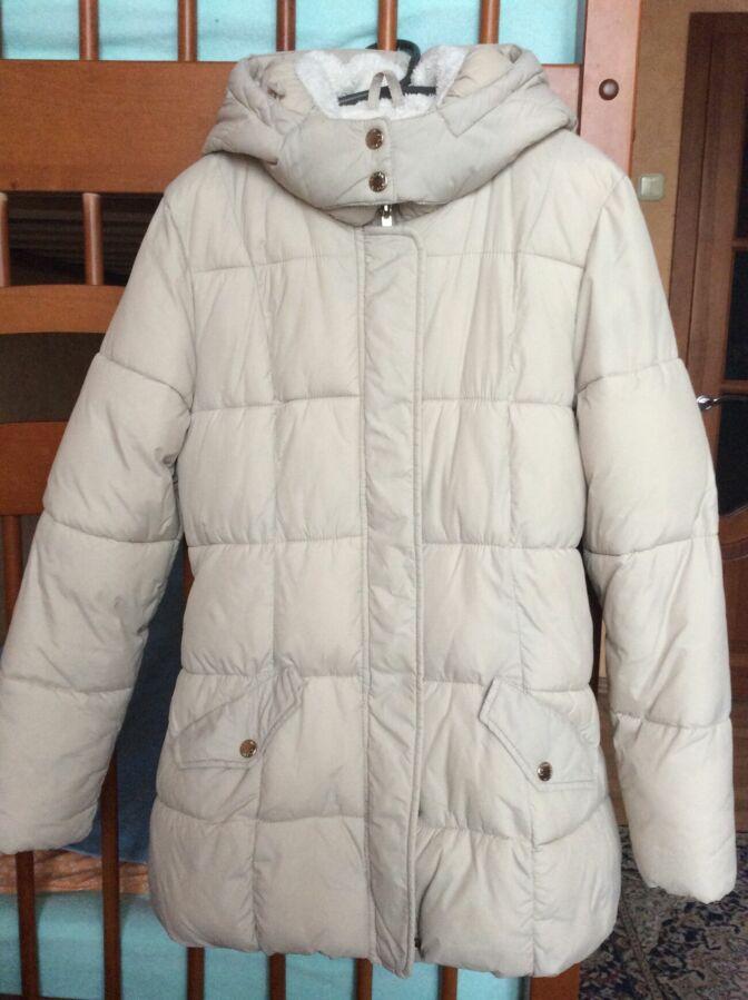 Продам зимнюю куртку  Kids By Ostin для девочки 11-12 лет.