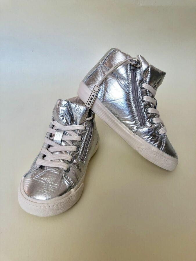 6f582360 Высокие детские кроссовки Zara: 350 грн. - Для девочек Одесса ...
