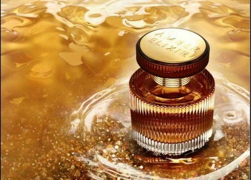 Женская парфюмерная вода духи amber elixir код 11367 орифлейм