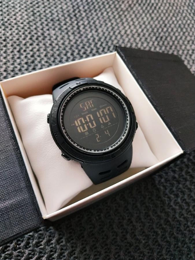 Крутые мужские часы Skmei 1251  280 грн. - Наручні годинники Львів ... 6998356971c70