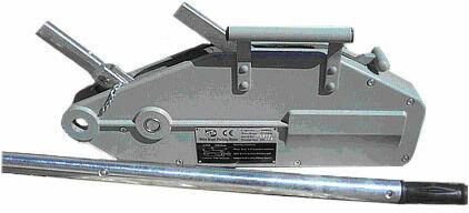 Механизм тяговый монтажный (лебедка рычажная)