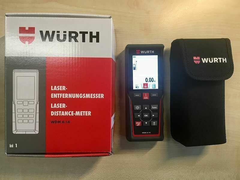Bosch Entfernungsmesser App : Bosch plr c smartes laser messgerät mit smartphone app