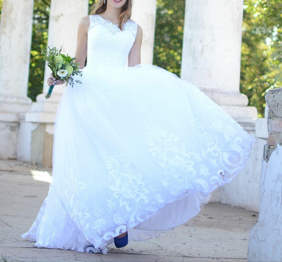 54ea03bf8214b2c Свадебное платье, на свадьбу, фотосессию, продажа, прокат: 2 600 грн ...