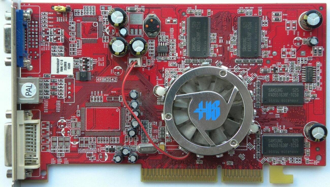 RADEON 9550SE DRIVER FOR PC