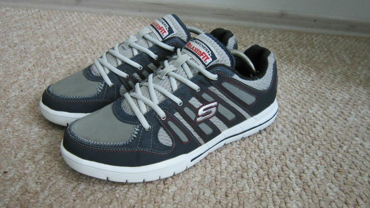 821f199e Мужские кроссовки Skechers 44 р, осенние кросовки Скечерс: 450 грн ...