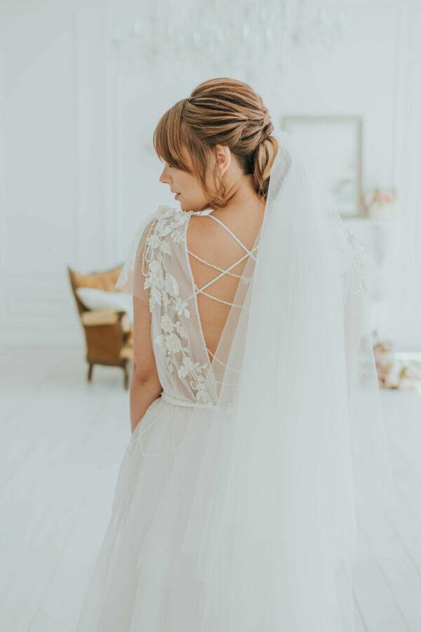 8324acf0e2f Свадебное платье Бохо  12 500 грн. - Свадебные платья Киев ...