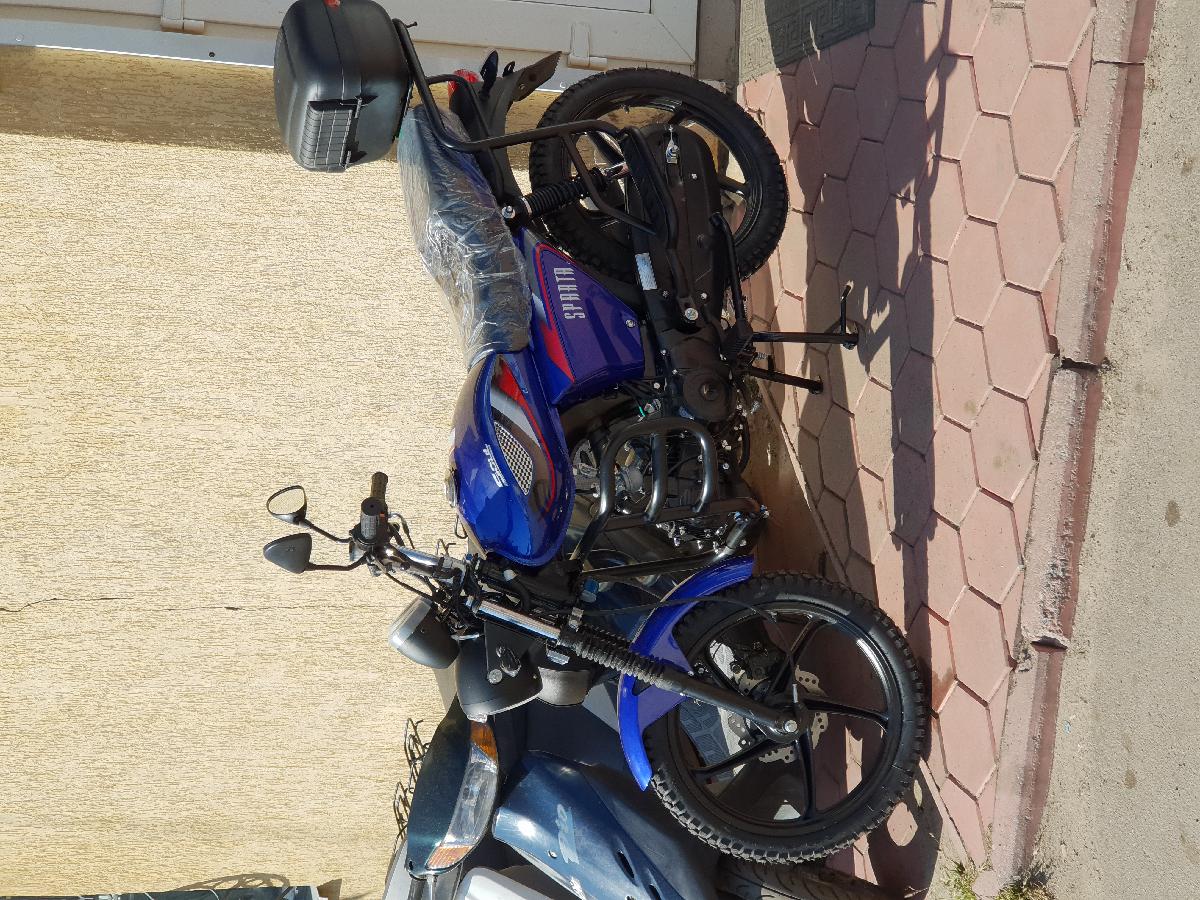 Мото Sparta Soul 125 cc