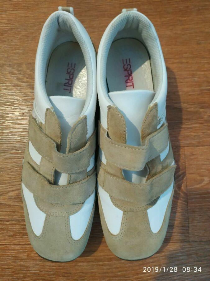 Продам женские туфли espirit (40)