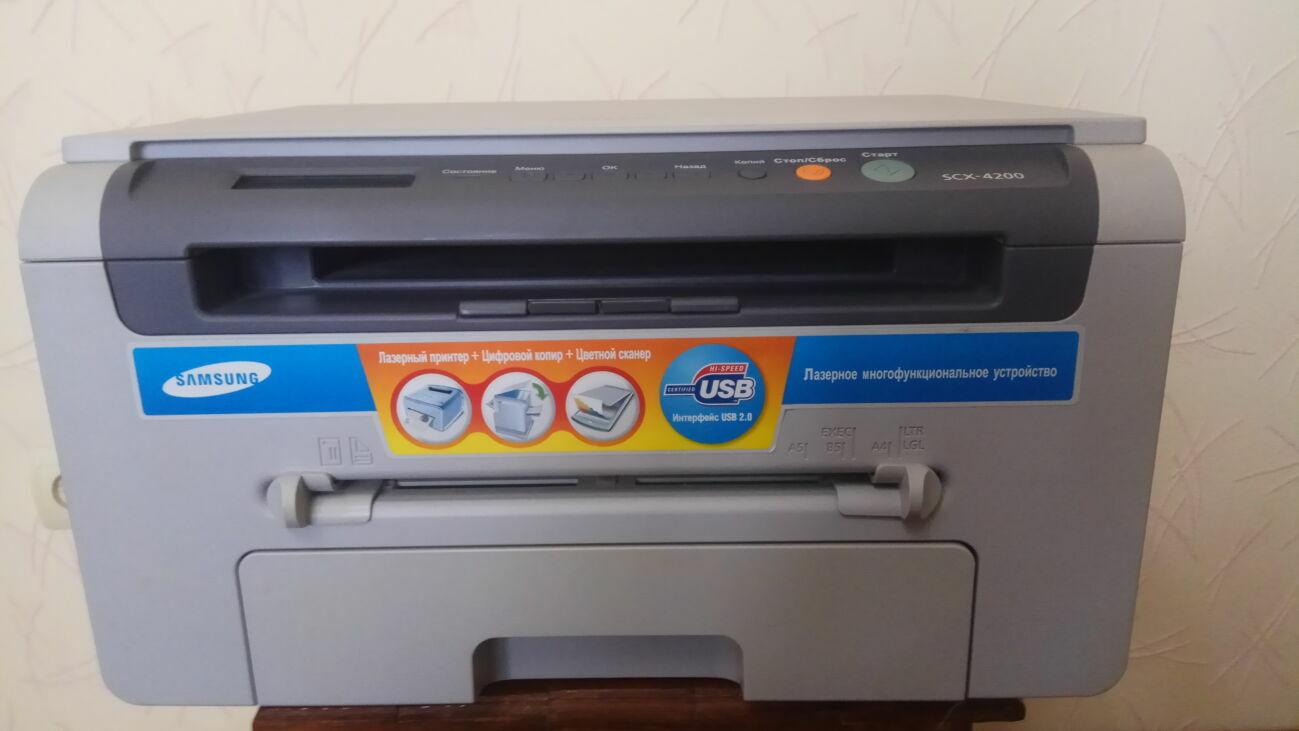 Продам принтеры Canon, Xerox Pheser3117, МФУ Samsung SCX4200