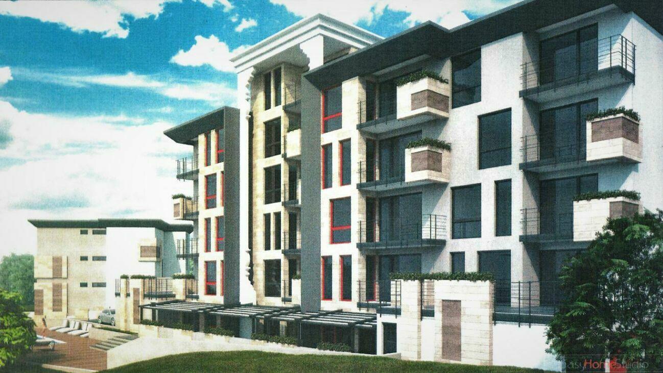 Участок для строительства жилищного комплекса