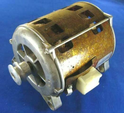Асинхронний електродвигун пральної Вятка