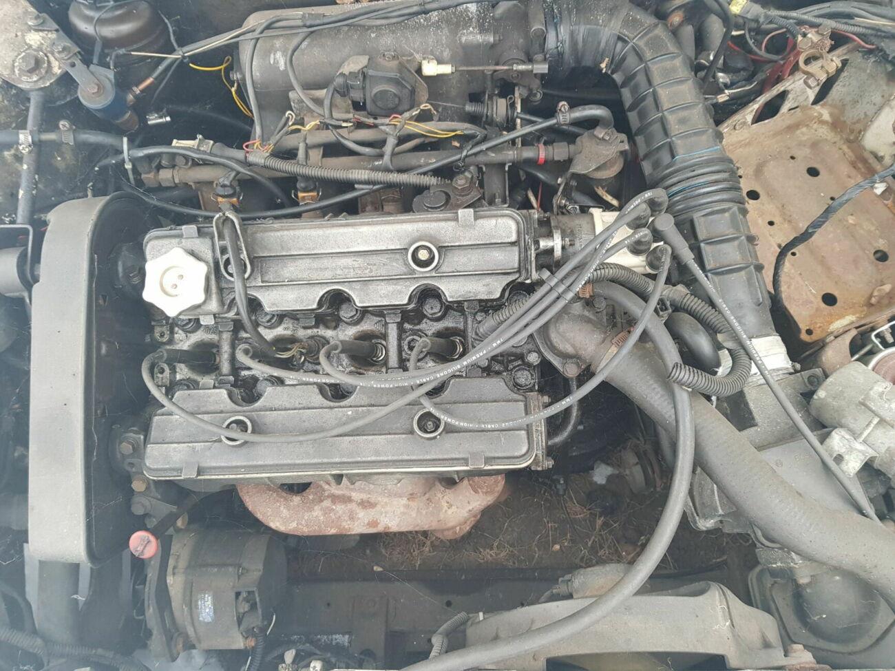Мотор двигатель  лянча тема фиат крома lancia thema fiat croma