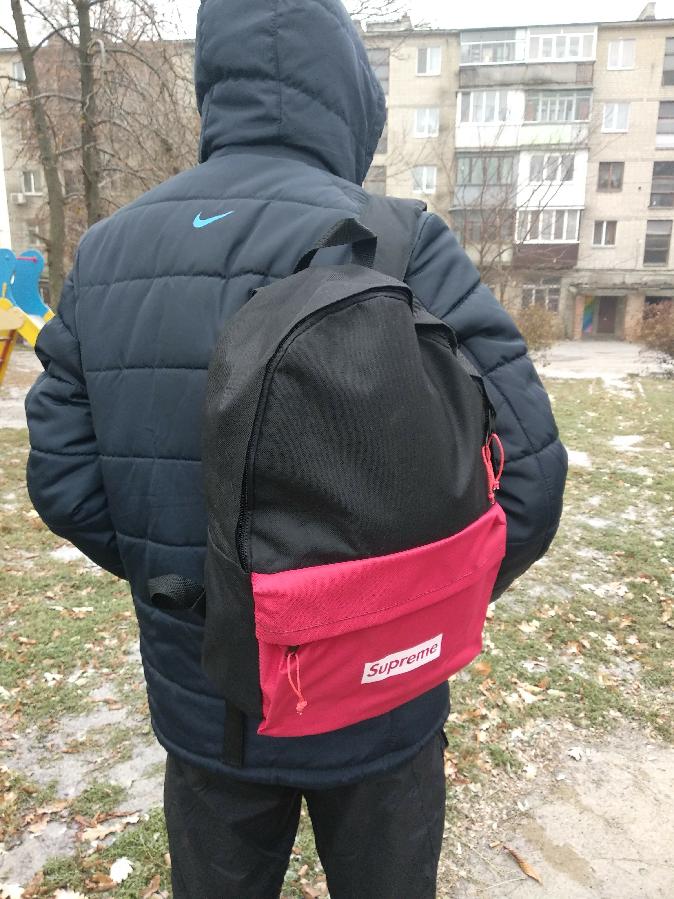 Городской рюкзак для повседневного использования SUPREME