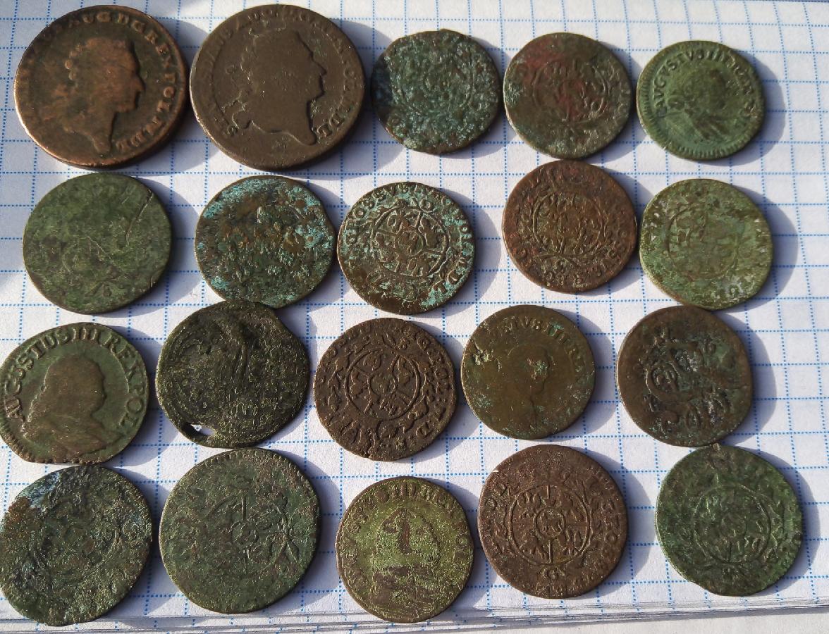 Продам монети польщі