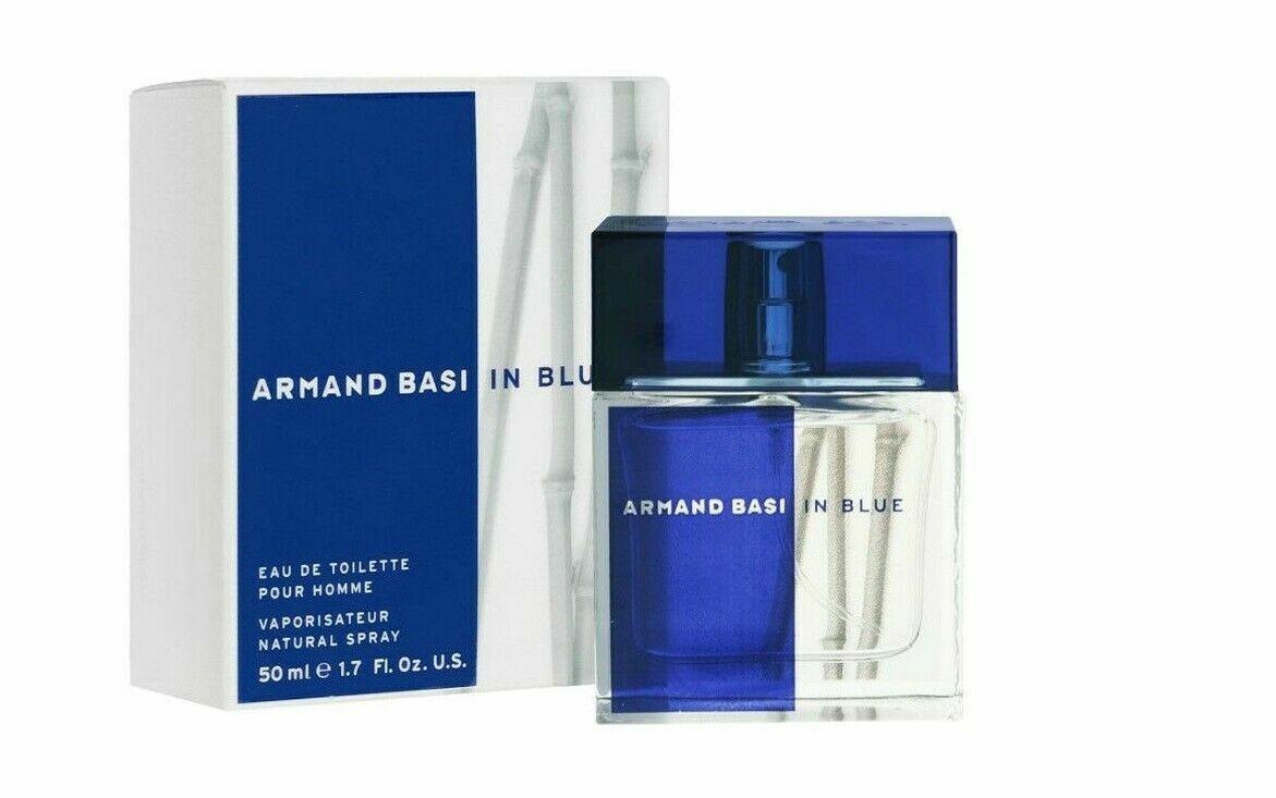 Armand Basi In Blue Туалетная вода 100 ml (духи)