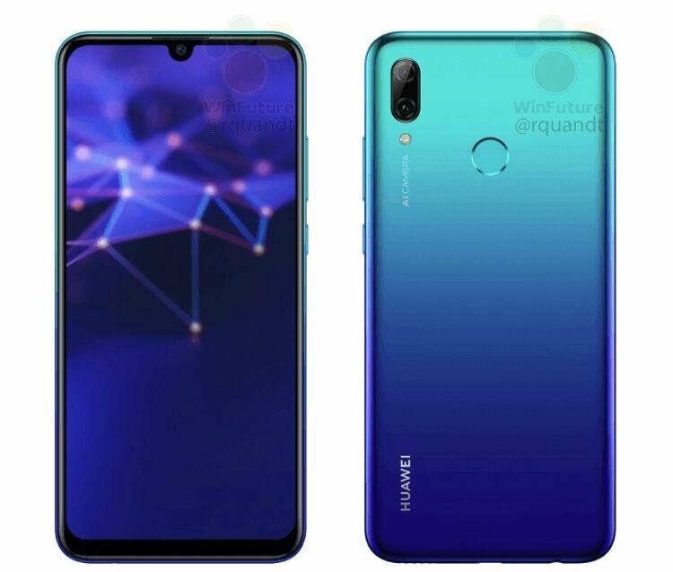 Смартфон Huawei-P-Smart 2019 оригинал