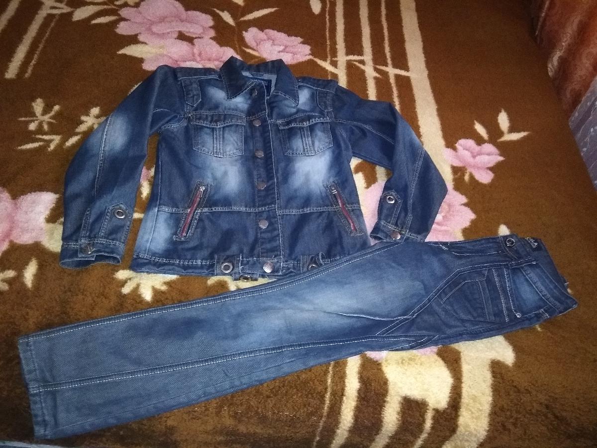 Продам джинсовий костюм  500 грн. - Костюмы Прилуки - объявления на ... aa27a7120c1ee