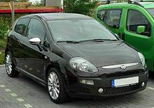 Fiat Grande Punto Evo автошрот