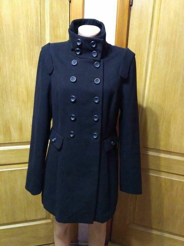 Демисезонное пальто clockhouse размер xxl