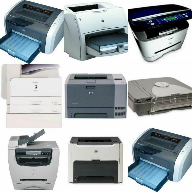 Продажа лазерных принтеров б/у, для офиса и дома 2 000 грн  Торг