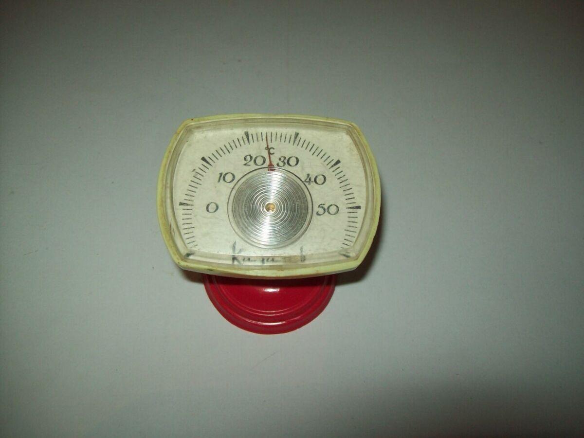 Термометр Казань автомобильный на присоске СССР
