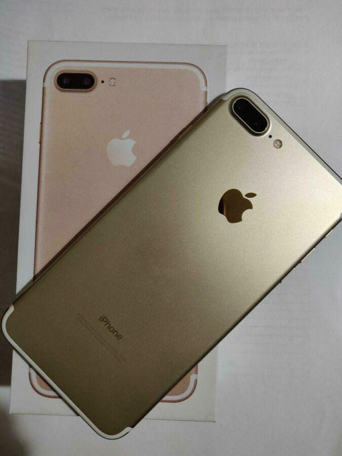 ce1a8ee8c30e58 IPhone 7 plus Gold Neverlock: 11 500 грн. - Смартфони Київ ...