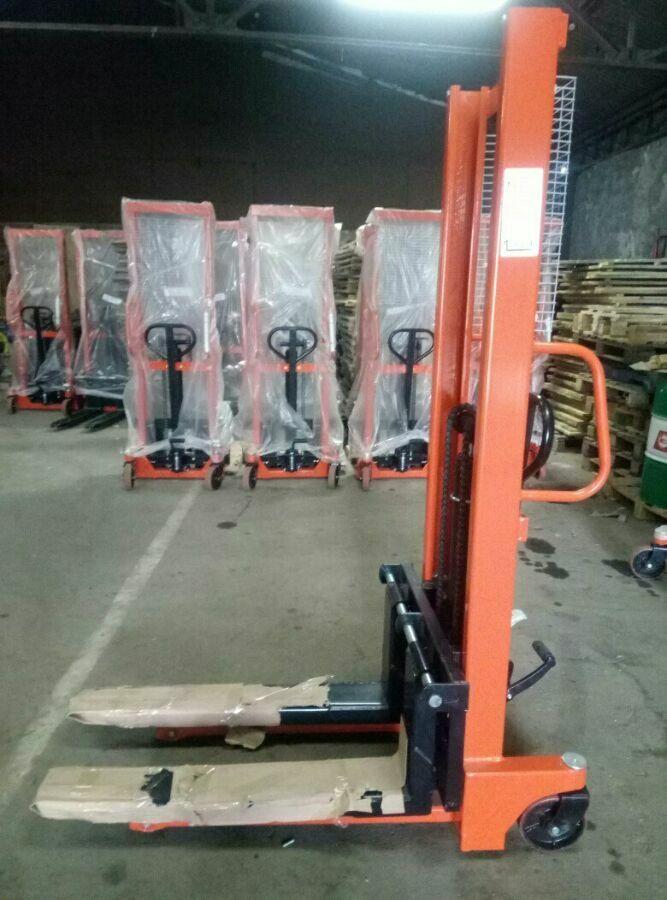 Гидравлический штабелёр на 2,5 метра (новый)