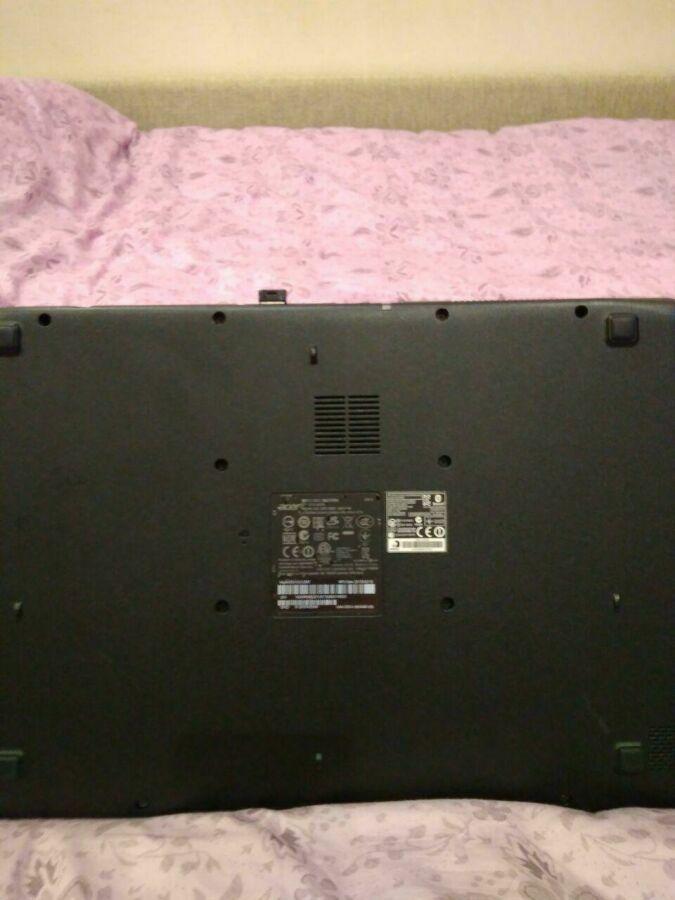 Ноутбук Acer Aspire ES1-512 C89T 8Гб оперативной памяти