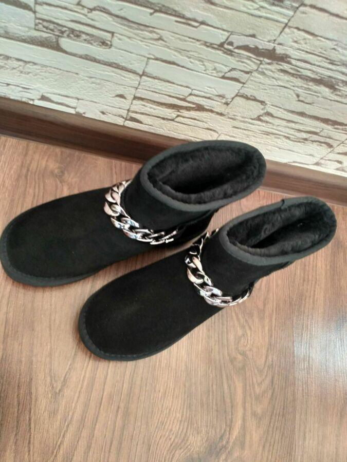 eb94ebe94 Купить сейчас - Угги натуральная замша теплые новые женская обувь ...