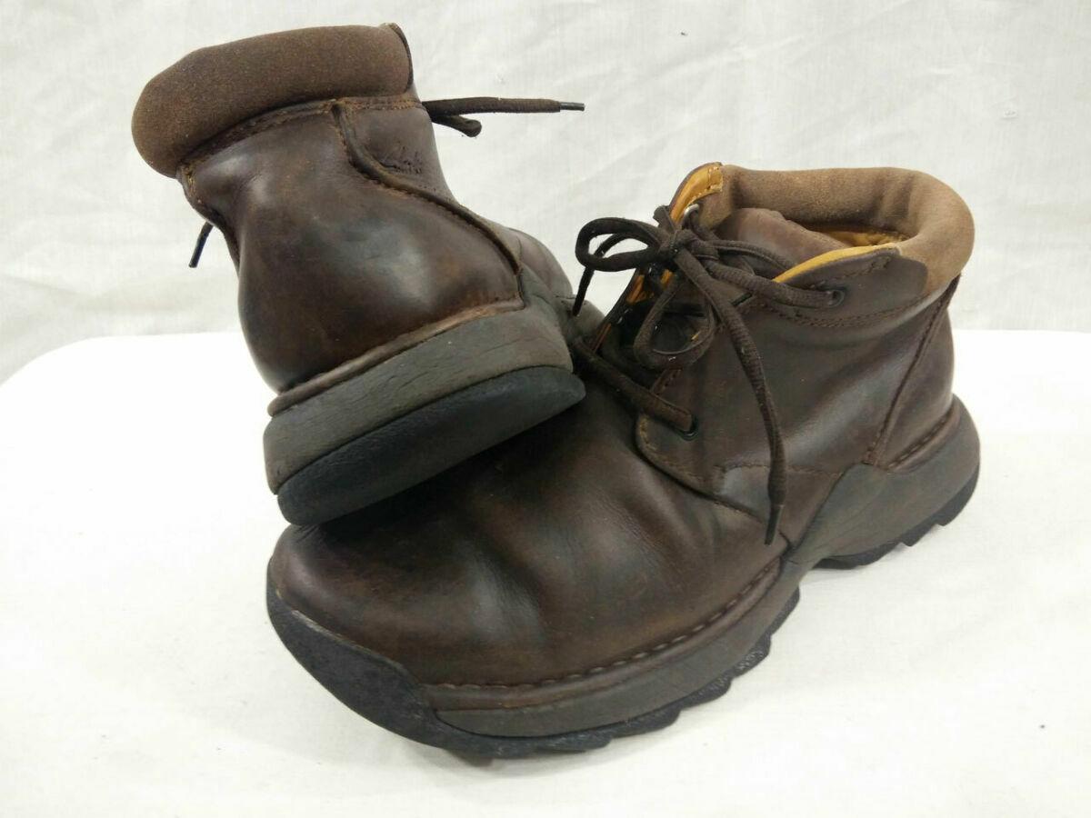 93ee00f6d00421 Мужские ботинки Clarks Active Air, размер 41(7UK) на 26 см, кожа ...