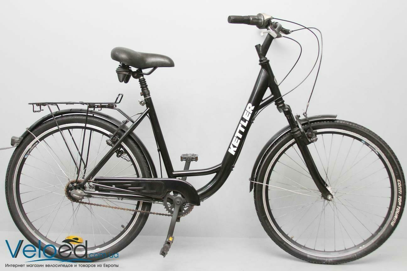 Дорожний Бу Велосипед Kettler на планетарке из Германии-Магазин VELOED