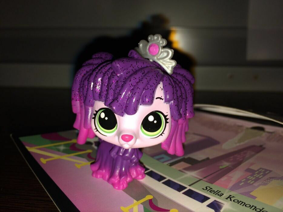 Новая игрушка Littlest PetShop (Hasbro) Пет шоп