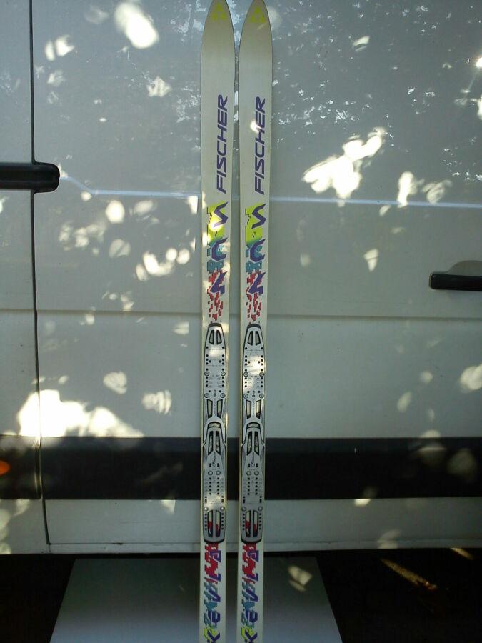 новые. Горные лыжи Fischer 1,85(Австрия)