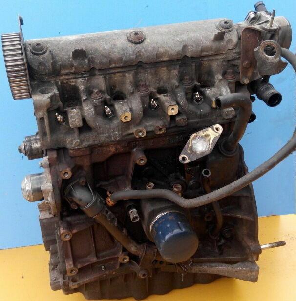 Двигатель Nissan Primastar 1.9 dCi Cdti – F9Q 762 (60Квт) 2001-2006 гг