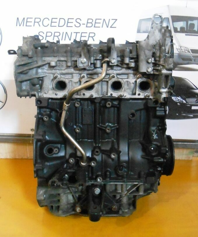 Двигатель Nissan Primastar 2.0 DCI (M9R 786, 788) 2010-2014 гг