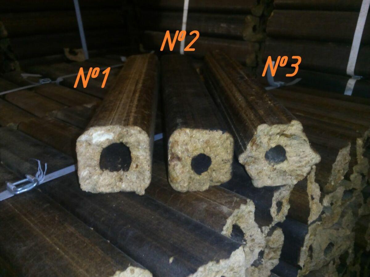 Топливный брикет ясень, дуб, евро дрова. Лучше угля. Доставка
