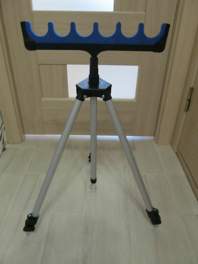 Фидерная тренога,подставка стойка для удилищ, трипод 160см